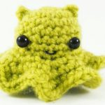 Easy Little Octopus Free Crochet Pattern and Tutorial