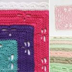 How to Crochet Dragonfly Stitch