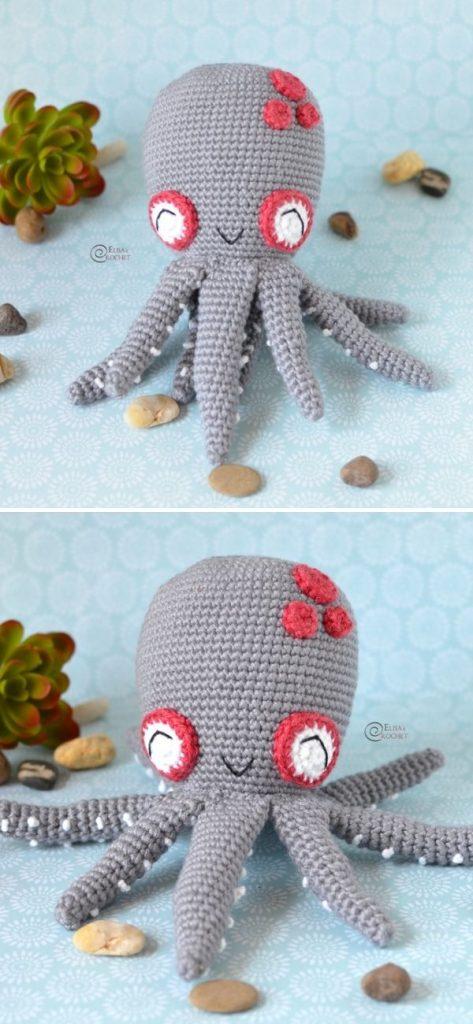 Caroline the Octopus