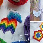 Beautiful Crochet Earrings