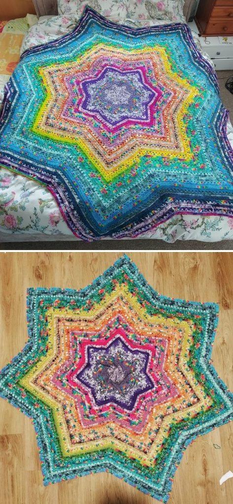 6 Day Kid Blanket