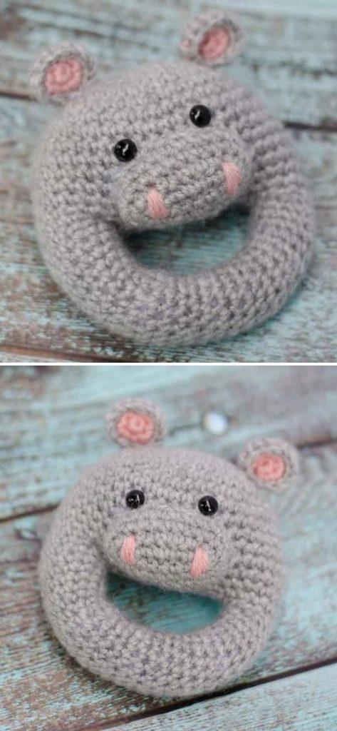 Hippo Rattle