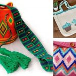 Amazing Tapestry Crochet Bags Ideas