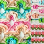Cheerful, Fun And Easy Tulip Stitches