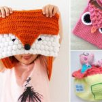 Fun Crochet Bags For Kids