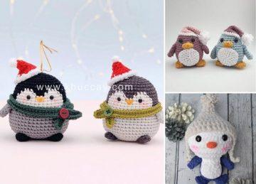Lovely Sweet Crochet Amigurumi Toys