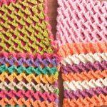 Easy Turkish Crochet Stitch