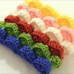 3D Marshmallow Stitch Free Crochet Pattern + Tutorial