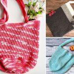 Beautiful Practical Market Bags
