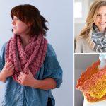 Stunning Crochet Cowls