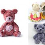 Adorable Velvet Teddy Bears