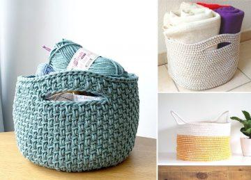 Useful And Beautiful Baskets