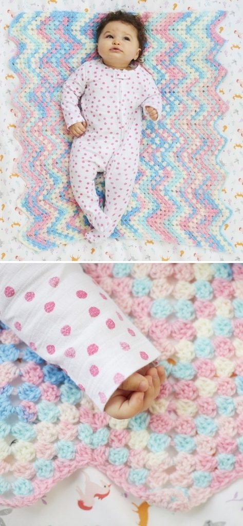 Winsome Baby Afghan