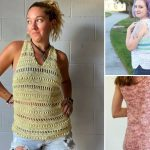 Beautiful Summer Crochet Top Ideas