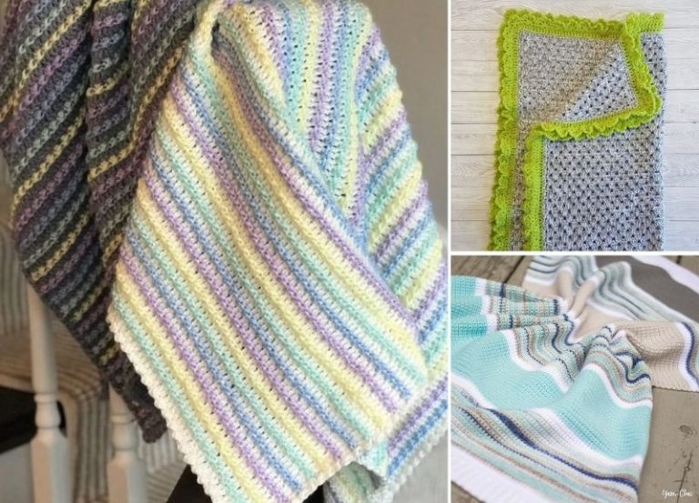 Wonderful Baby Blankets for the Summer
