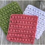 How to Easily Crochet Bead Stitch Free Pattern