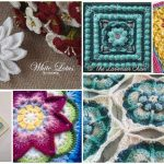 Lotus Crochet Flowers