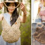 Easy Summer Crochet Bags