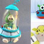 Sweet Baby Alien Crochet Ideas