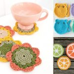 Lovely Crochet Coasters for Beginners