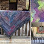 Ten Stitch Knitted Blankets