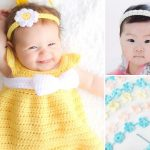 Lovely Crochet Headband Ideas For Babies and Toddlers