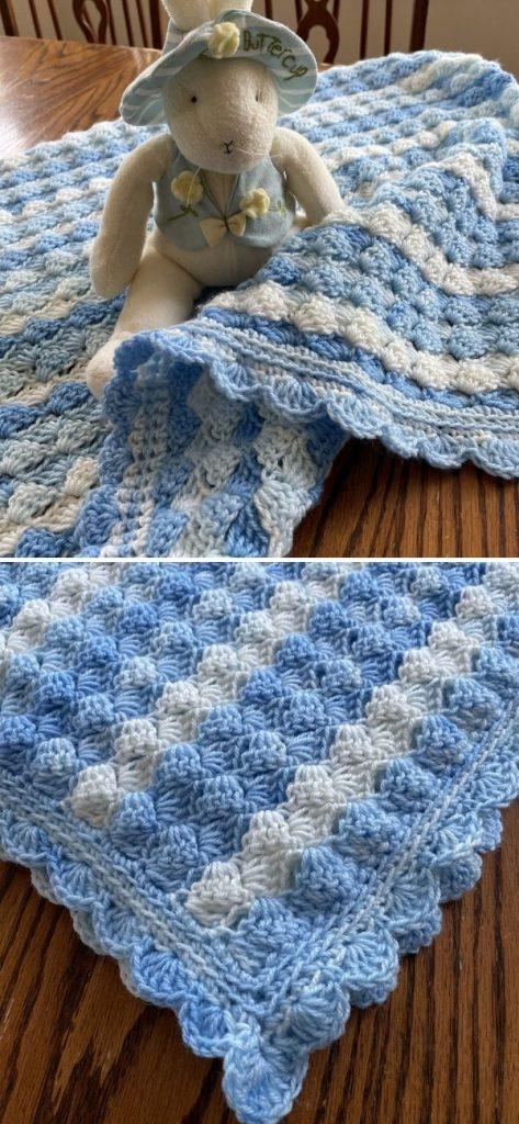 The Baby ZigZag Baby Blanket