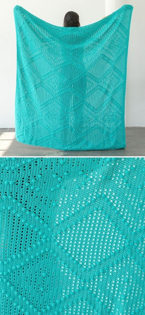 Bewitched Bobble Blanket
