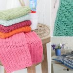 Beginner Knitting Cloths Projects