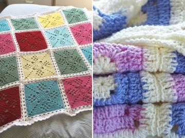 Joining Techniques in Crochet