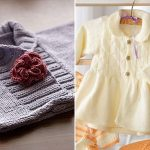 Lovely Knitted Baby Jackets