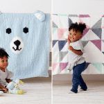 Modern Knitted Baby Blankets