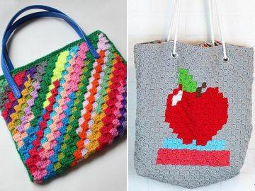 Amazing C2C Bags