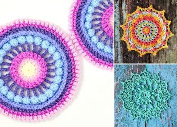 Amazing Decorative Mandalas