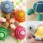 Free Amigurumi Turtle Patterns