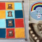 Bear – Themed Baby Blankets