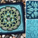 Beautiful 12″ Crochet Squares