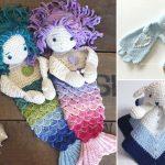 Sweet Baby Crochet Loveys