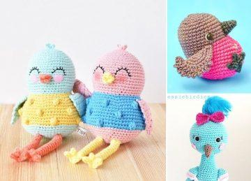 Cute Fun And Colorful Amigurumi Ideas