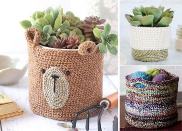 Cute and Useful Crochet