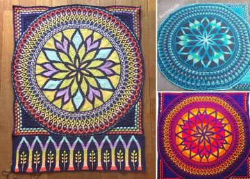 Fantastic And Beautiful Blanket CALs