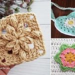 Lovely Granny Shapes Crochet Ideas