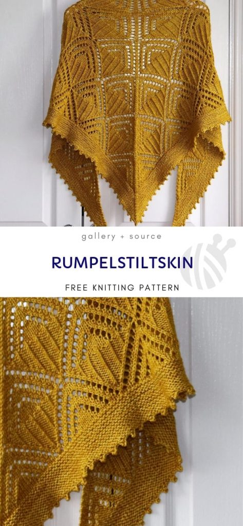 Rumpelstiltskin free knitting pattern