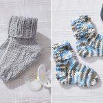 Teeny-Tiny Knitted Socks