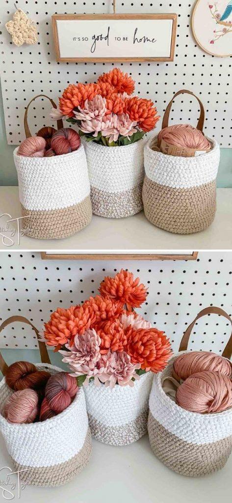 Hartfield Hanging Baskets
