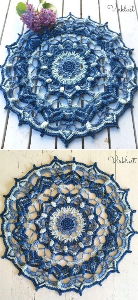 Blueberry Hill Mandala