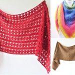 Feminine And Sophisticated Crochet Wraps