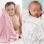 Stunning Lace Baby Blankets