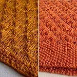 Textural Knitting Stitches