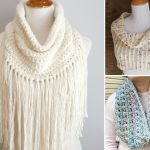 Amazing Fall Structural Crochet Cowls